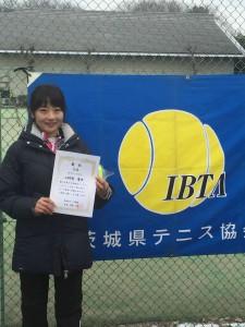 県トーナメントS3位女子