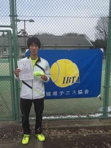 県トーナメントS3位男子