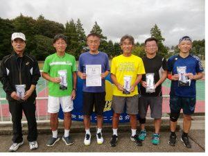 男子Cクラス準優勝 (2)